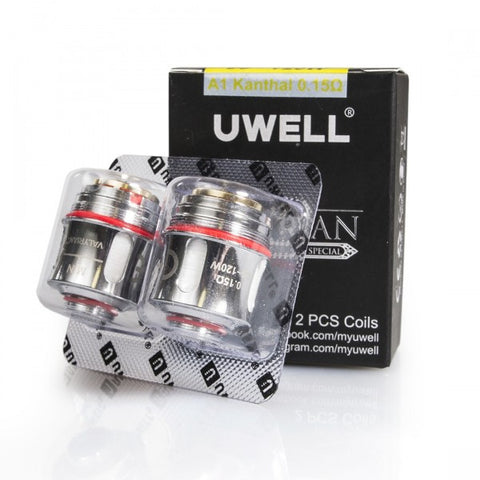 Uwell - Valyrian Replacement Coils - Mister Vapor