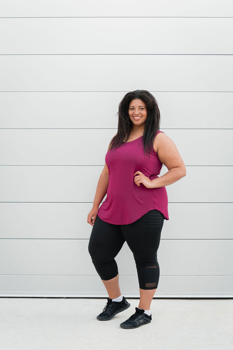 Curvy Basic Beauty Tank