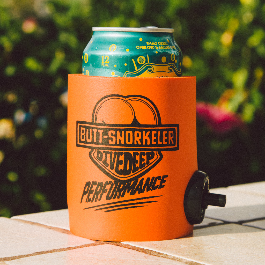 HardTail Party Starter Koozie - Beer Savage x Butt Snorkeler