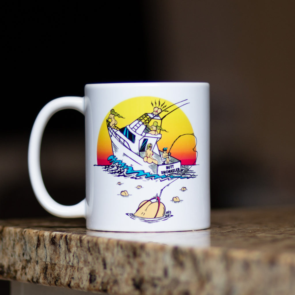 Hunt for Fresh Tuna - Coffee Mug