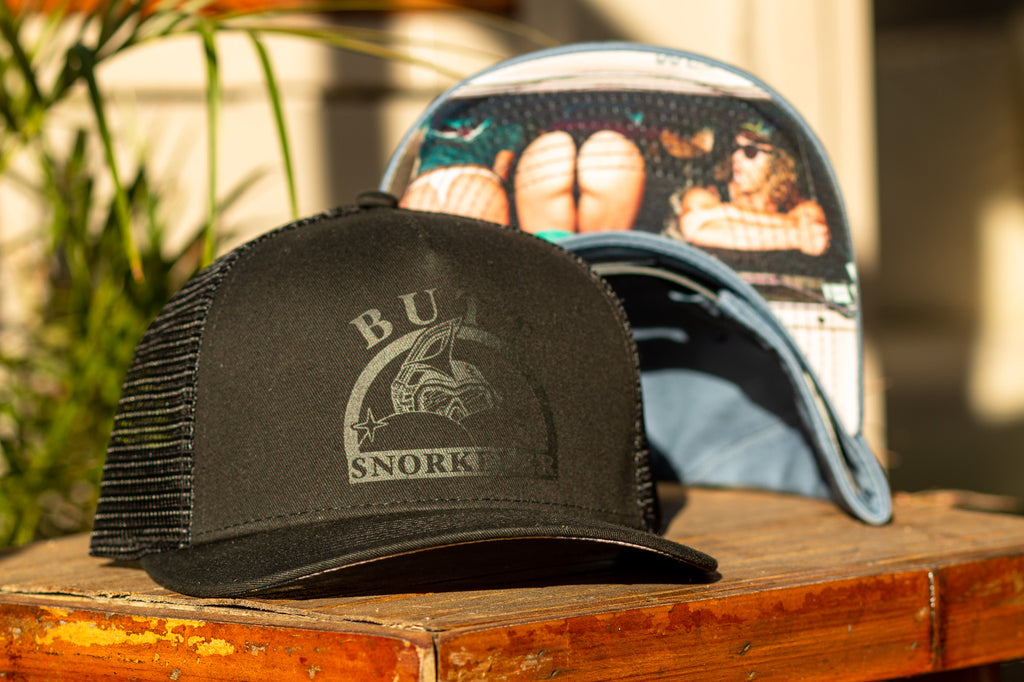 #AssOnTheGlass Snapback - Blacked Out -> Black on Black