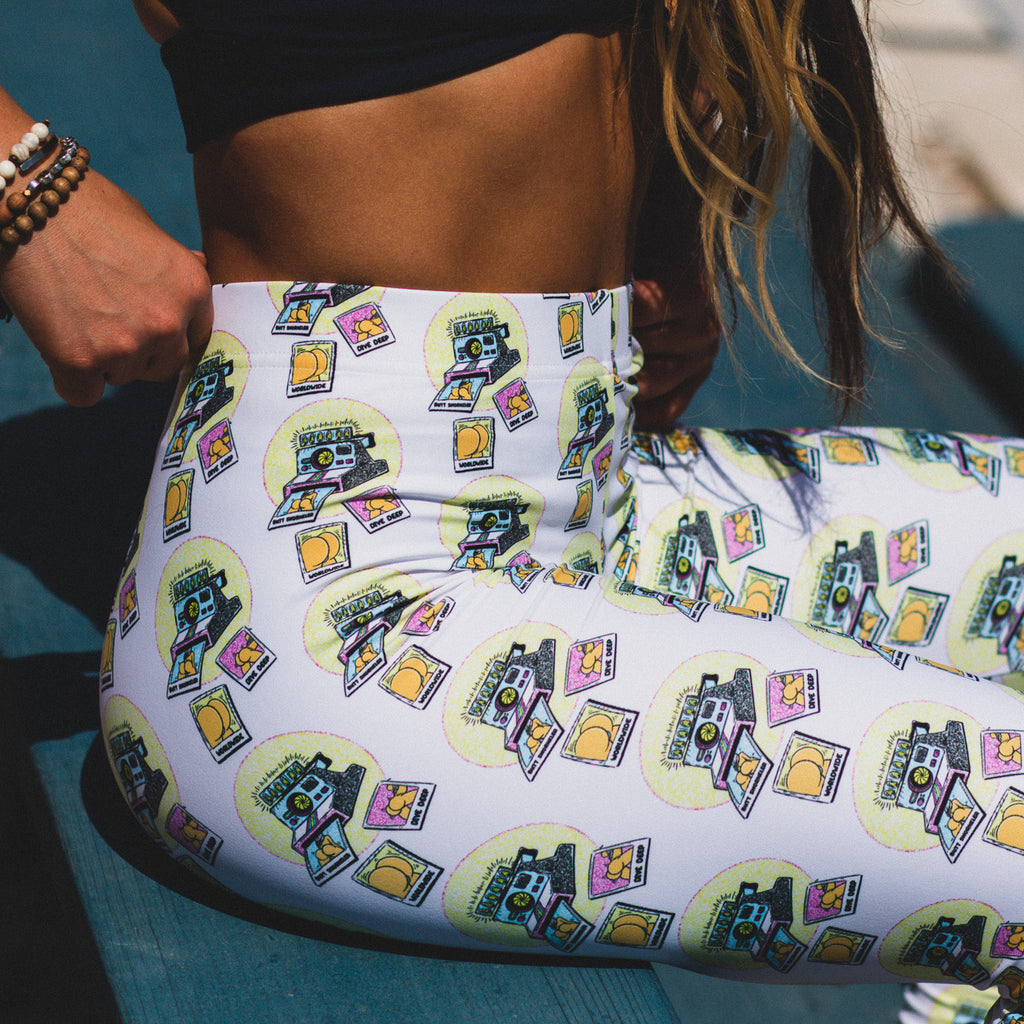 Polaroid Leggings