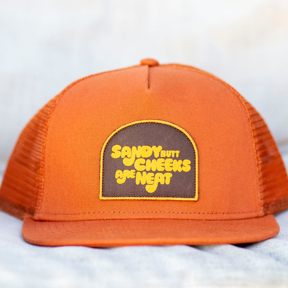 Sandy Cheeks Snapback