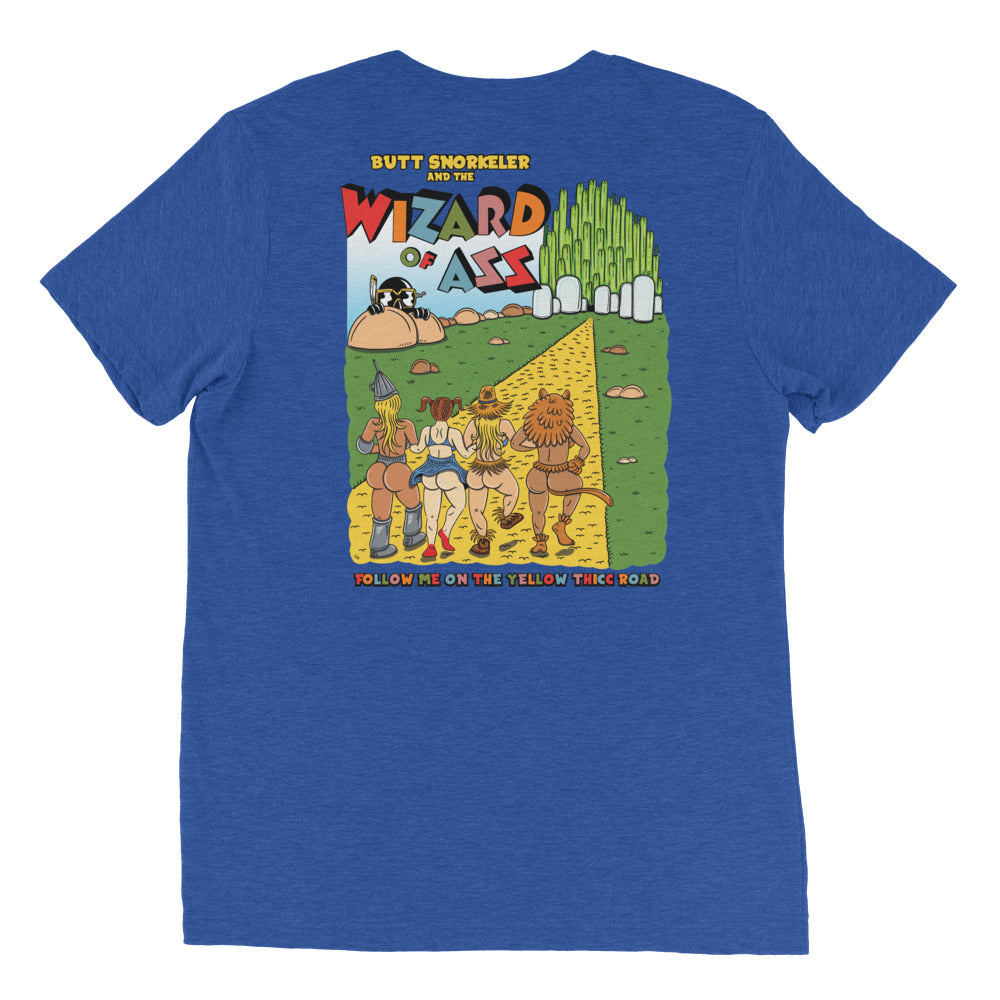 Wizard of AZZ - T-Shirt