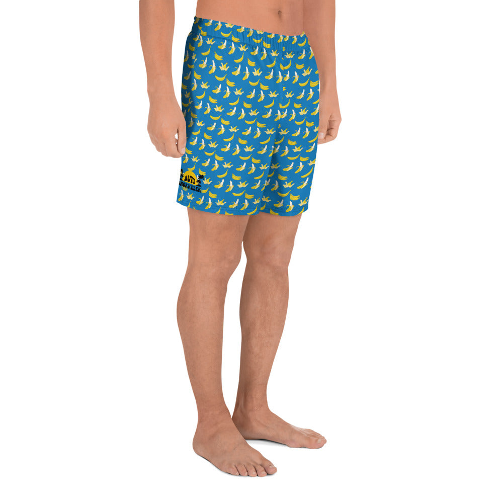 Ride the Banana - Party Shorts - Royal Blue