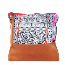 Thai Textile Stainglass Clutch