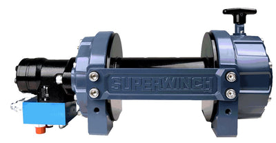 Hydraulic Superwinch SI Small Chassis 8000-12,000lbs (3628-5443kg) Winch