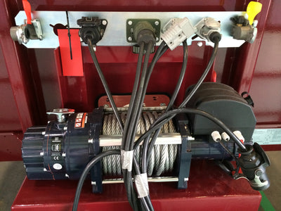 Superwinch Talon 18.0 24v Winch 1618300