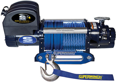 Top Synthetic rope winch at best prices