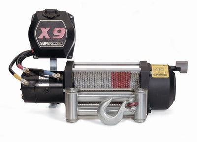 superwinch winch-x9 12v , 1901c