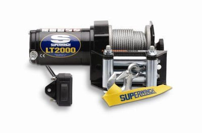 LT 2000 by Superwinch 1120210 features pull and turn freespool