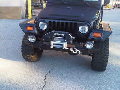 superwinch winch-s9000 int sol 12v w/rf, 1917