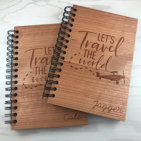 Basic Travel Journal