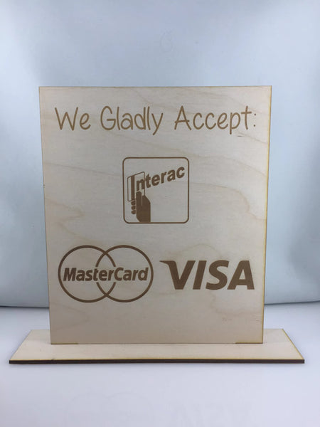 Payment Sign