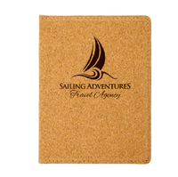 Handwriting Passport Holder