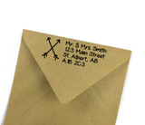 Logo Address Stamp