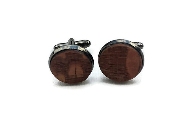 Lacewood Cuff Links