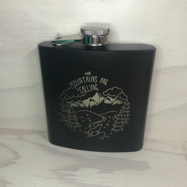 Mountains  Flask