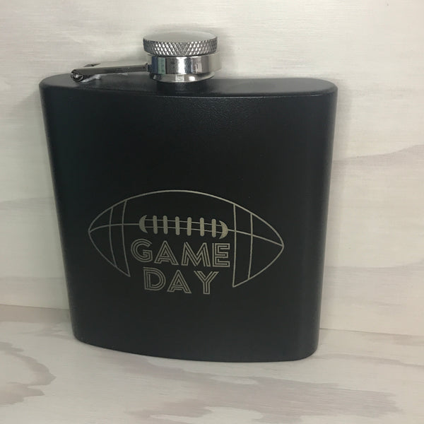 Game day Flask In Stock