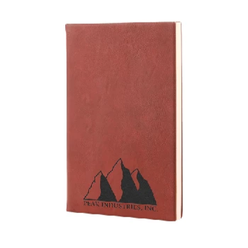 Leatherette Journal