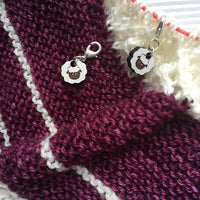 Stitch Markers - Sheep