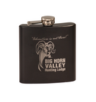Custom 6 oz. Flask