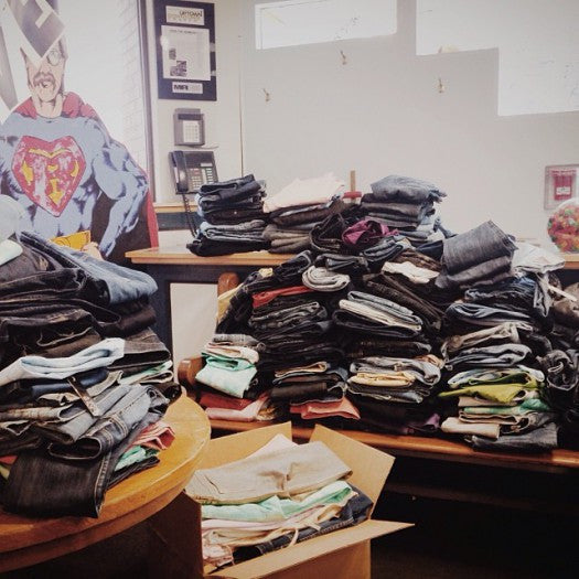EVENT RECAP | OTR Love Denim Drive