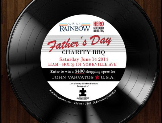 EVENT RECAP | Father's Day Charity BBQ 2014