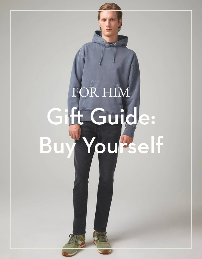 Gift Guide: On the list, You!