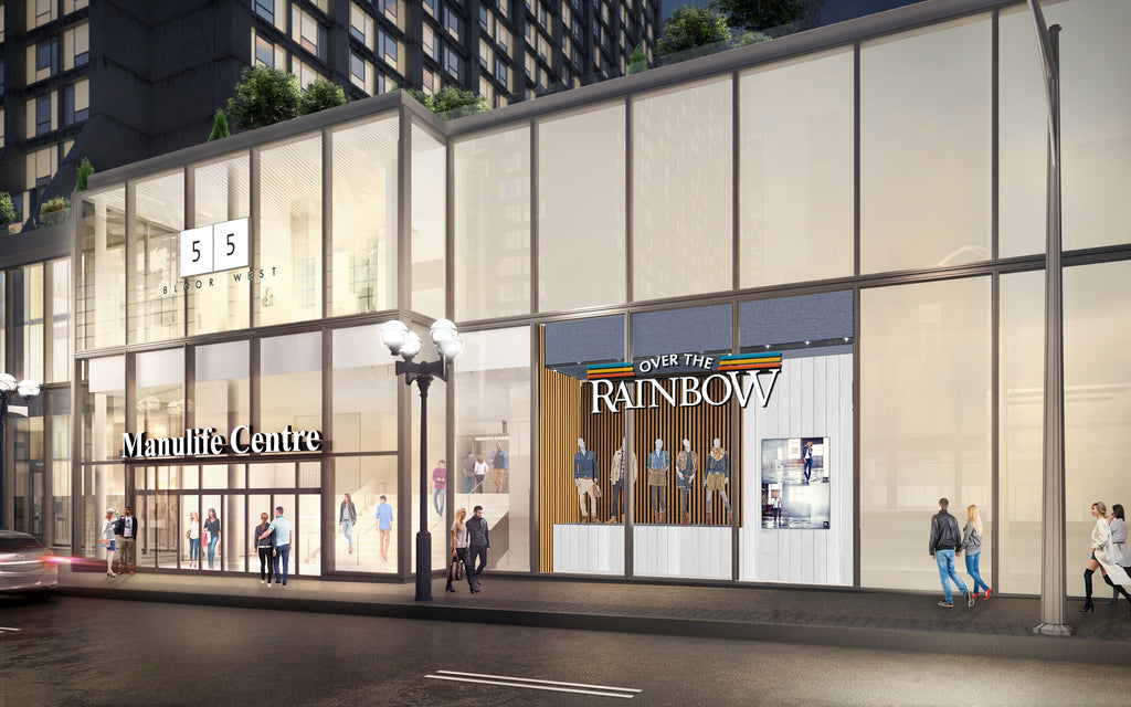 IN THE PRESS | Over the Rainbow Announces New Flagship Location Opening in 2018