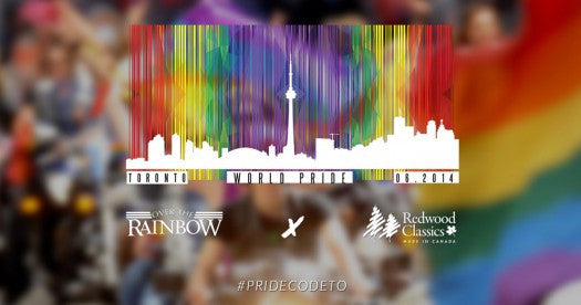 EVENT | OTR x The PrideCode x World Pride 2014 Charity Clothing Project