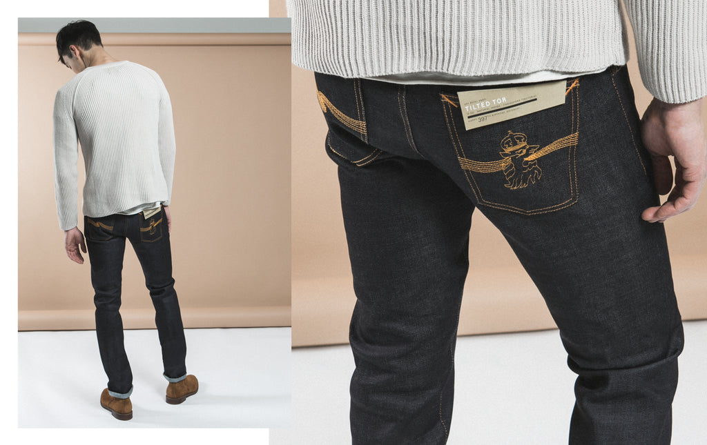 Nudie Jeans Tilted Tor Limited Edition