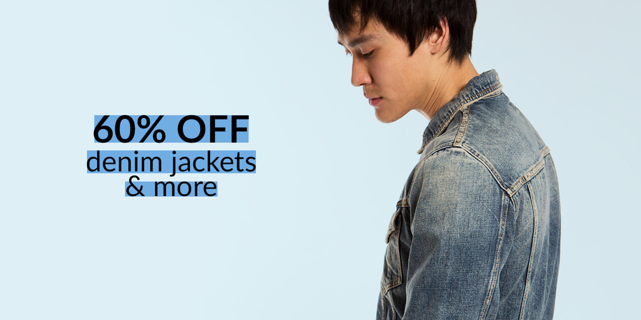 Denim Jackets- Nudie Jeans - On Sale