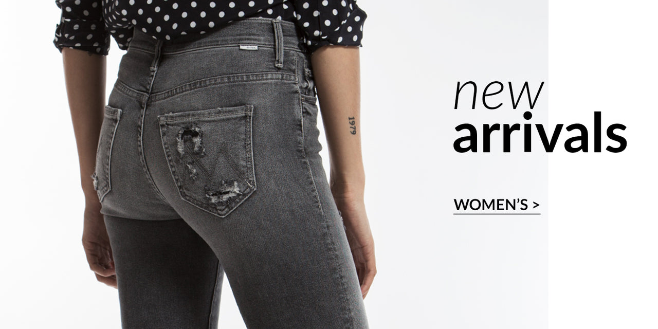 New Arrivals- Women- Mother Denim