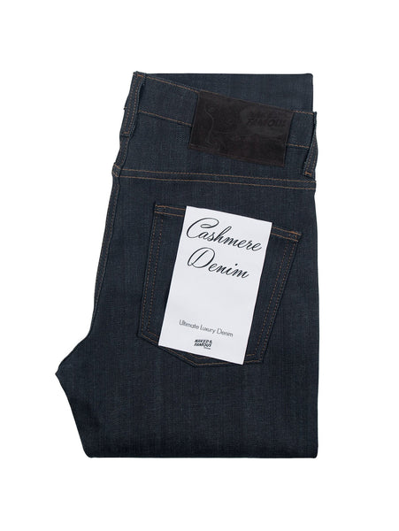 Super Guy Stretch Denim - Cashmere Blend-Naked & Famous-Over the Rainbow