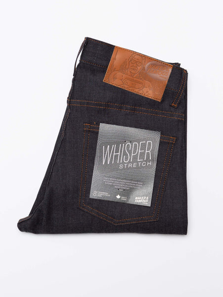 Nice Guy Stretch Jean - Whisper-Naked & Famous-Over the Rainbow