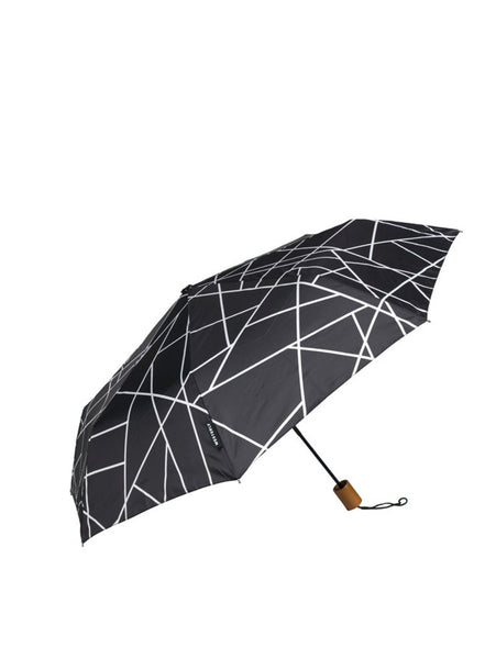 Drifter Umbrella - Matrix Black-Westerly Goods-Over the Rainbow