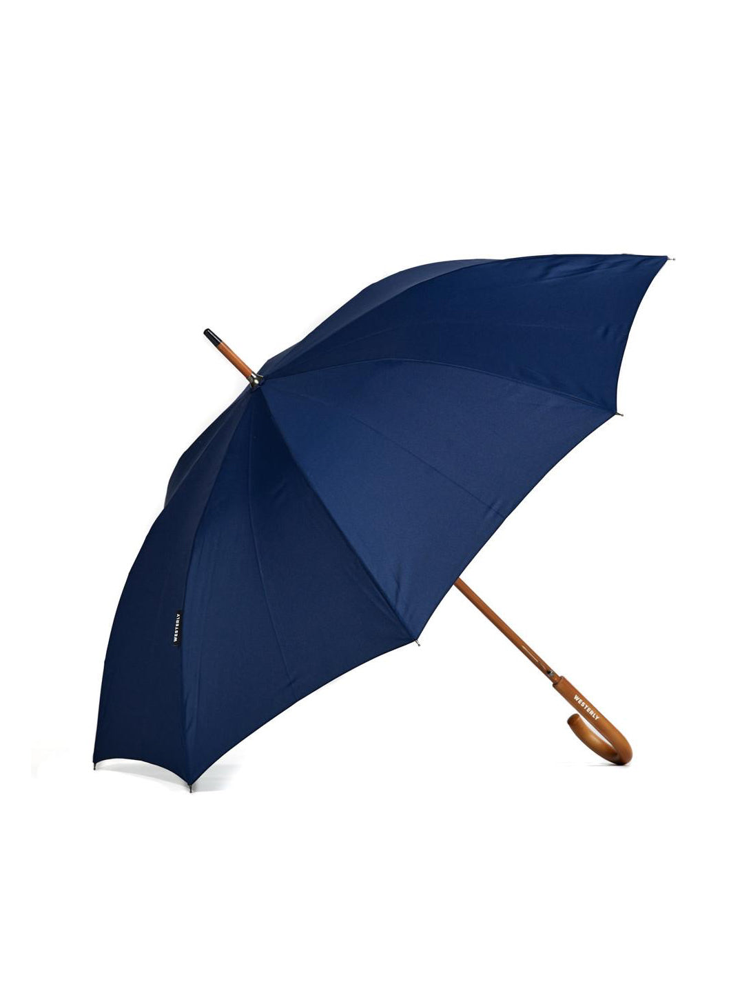 Scout Umbrella - Navy-Westerly Goods-Over the Rainbow