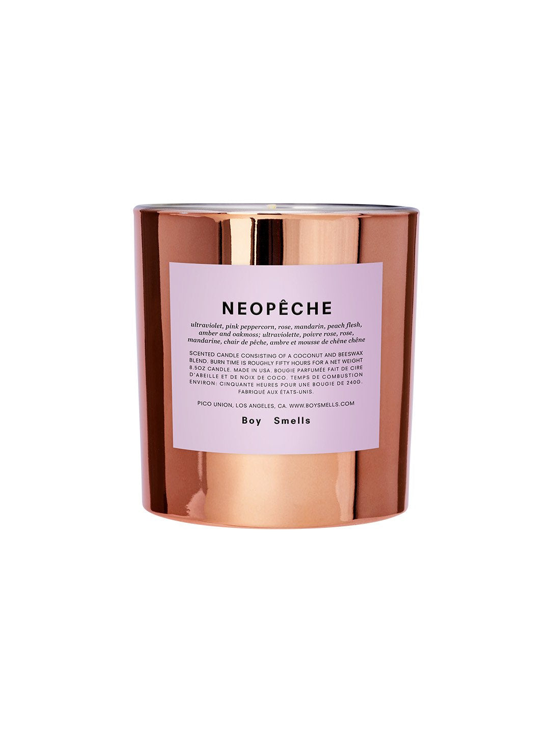 Neopeche Candle-BOY SMELLS-Over the Rainbow
