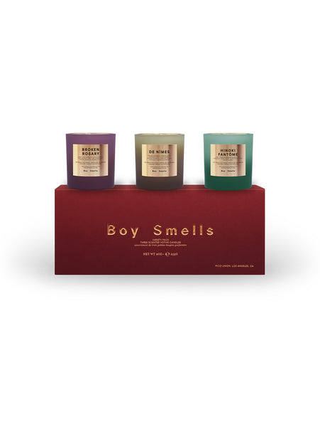 Holiday Rituals Votive Set-BOY SMELLS-Over the Rainbow