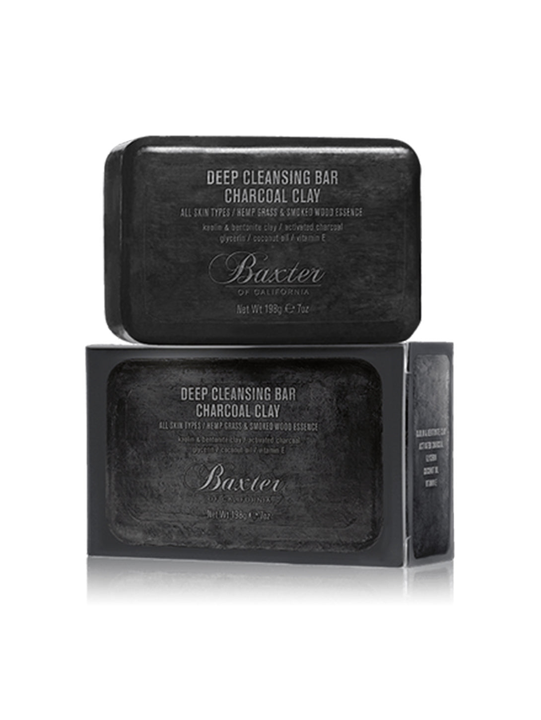 Deep Cleansing Bar - Charcoal-BAXTER OF CALIFORNIA-Over the Rainbow
