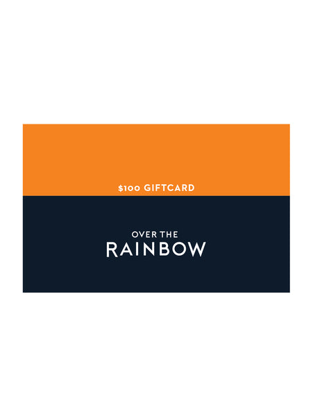 Online Gift Card - $100-Over the Rainbow-Over the Rainbow
