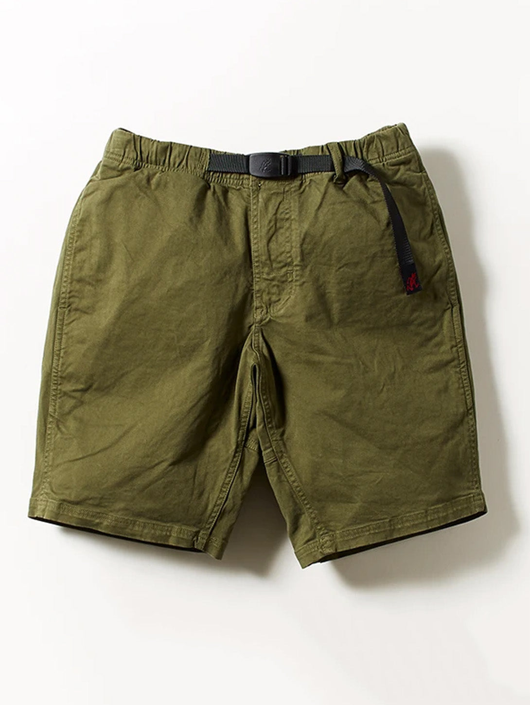 NN Stretch Short - Olive-GRAMICCI-Over the Rainbow