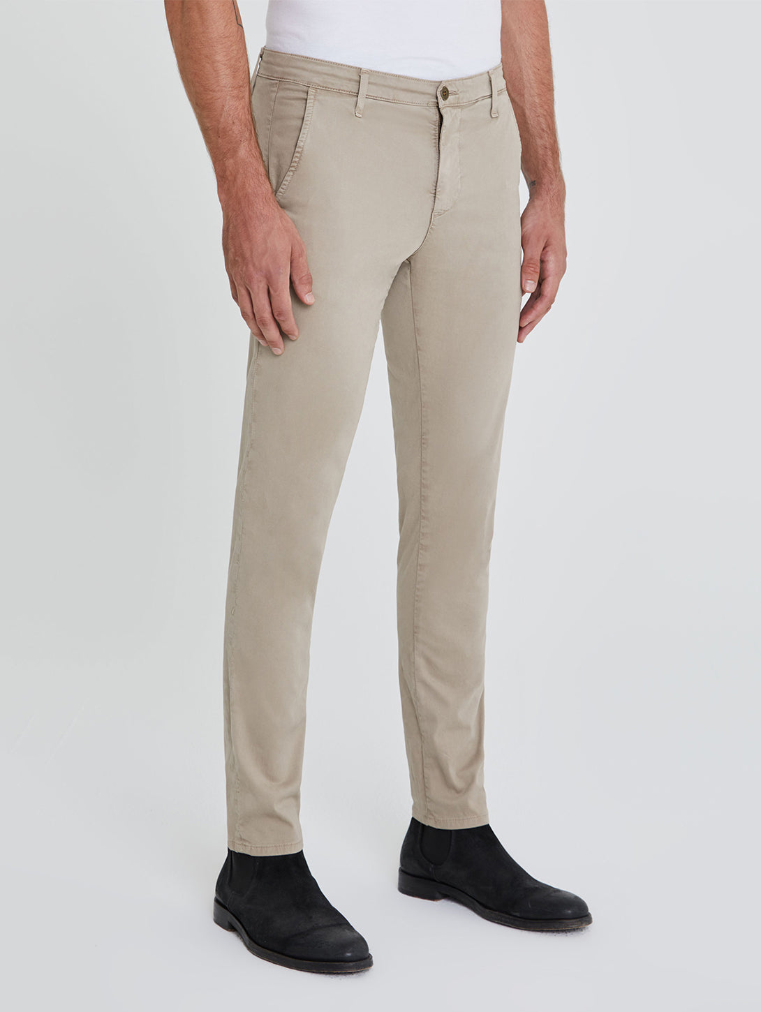 Jamison Skinny Pant - Wild Taupe-AG Jeans-Over the Rainbow