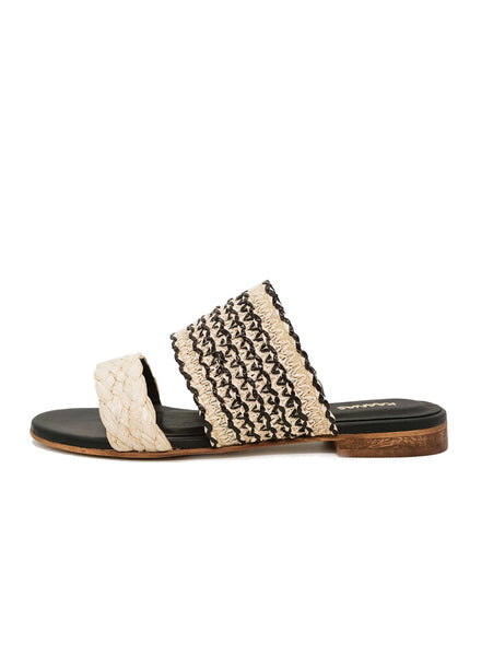 Tahiti Sandal - Natural-KAANAS-Over the Rainbow