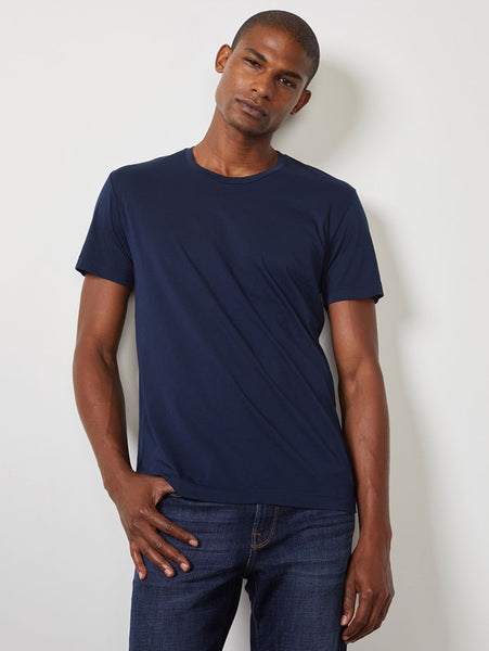 Howard Classic Whisper T-Shirt - Midnight-Velvet-Over the Rainbow