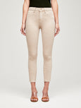 Margot High Rise Skinny Jean - Biscuit-LAGENCE-Over the Rainbow