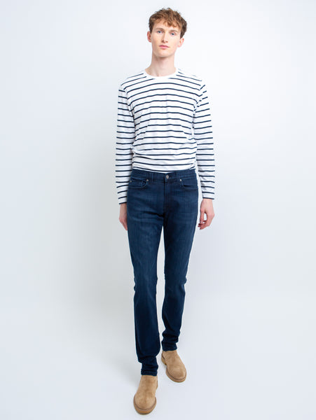 Torino Slim Fit Jean - Diablo-Fidelity Denim-Over the Rainbow
