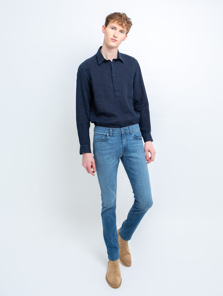 Torino Slim Fit Jean - Rockwell-Fidelity Denim-Over the Rainbow