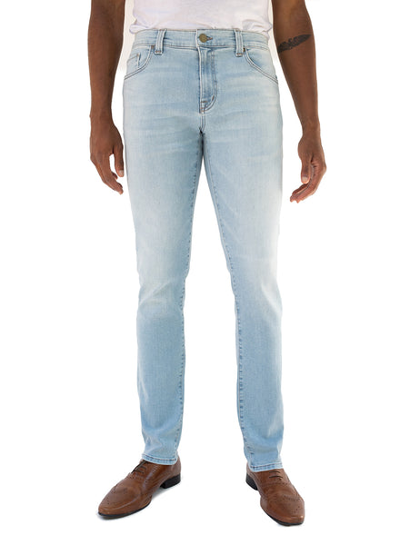 Torino Classic Slim Fit Jean - Mustang-Fidelity Denim-Over the Rainbow